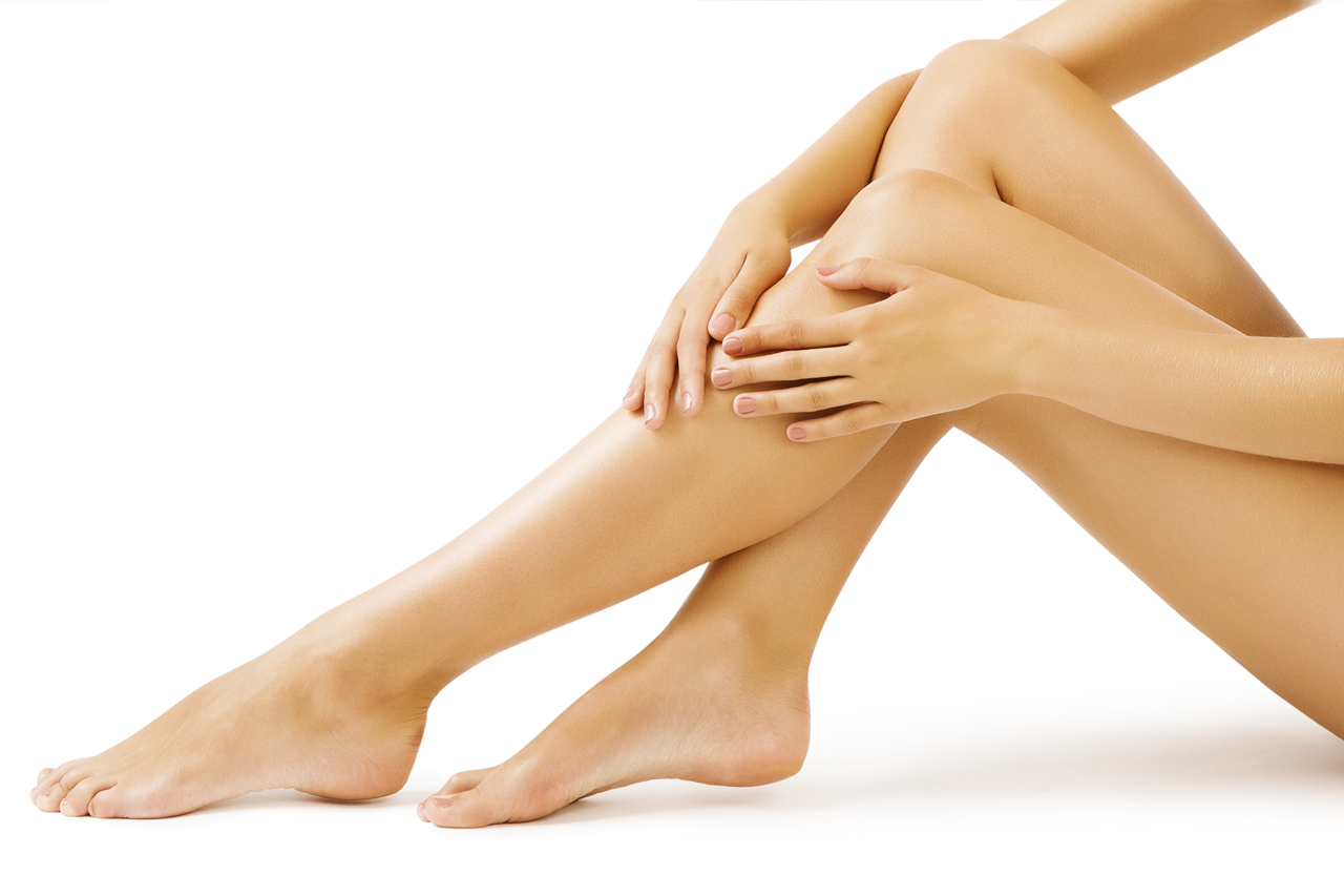 smooth legs without spider veins