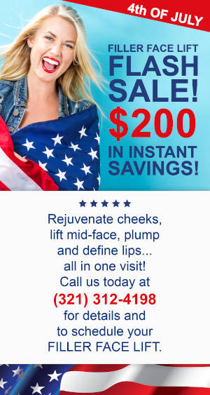 save up to $200 on fillers